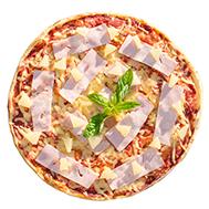 "Пицца ""Шинка и груша"""