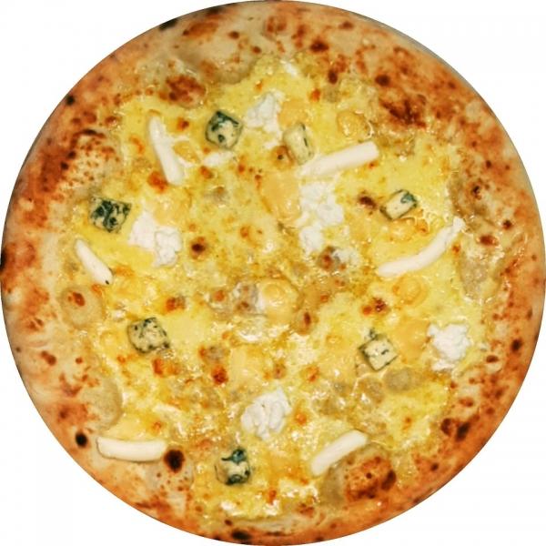 """Пицца """"Шесть сыров"""""""