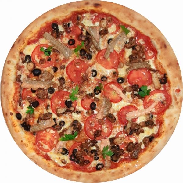 """Пицца """"Царская"""""""