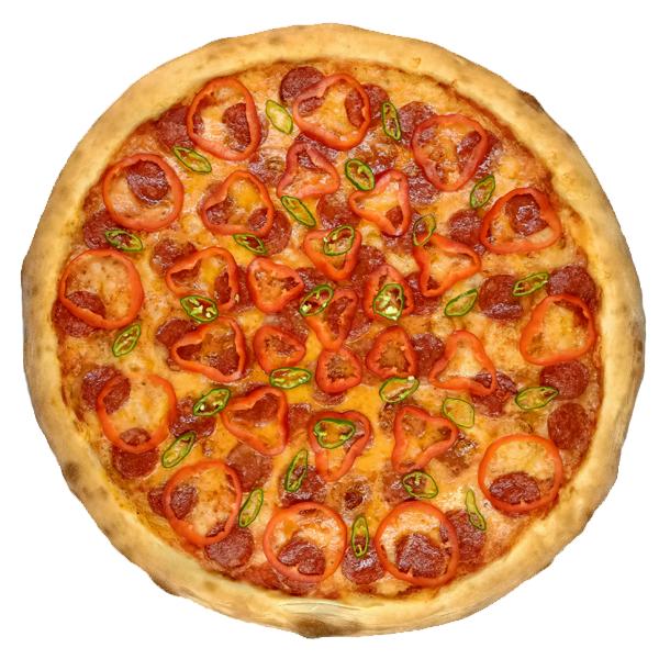 """Пицца """"Паперони Пикантная"""""""