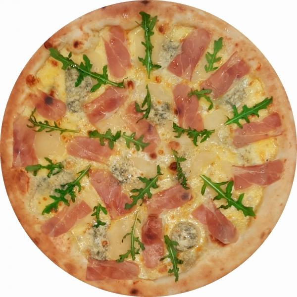 """Пицца """"Прошутто и груша"""""""