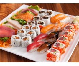 Бесплатная доставка суши без выходных от компании TOKIO.IN.UA