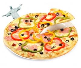 Бразильская пицца – кулинарный шедевр от компании «Токио»