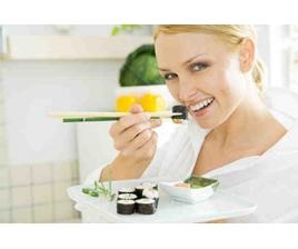 Можно ли построить диету на суши и роллах?