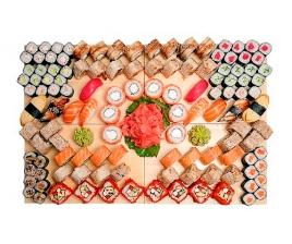 Роллы, суши и их виды