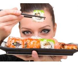 Суши для похудения: в чем секрет?