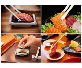 Суши и роллы: правила употребления