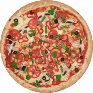 """Пицца """"Вегетарианская"""""""